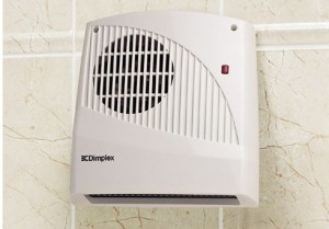 Dimplex FX20V Wall Mounted Fan Heater